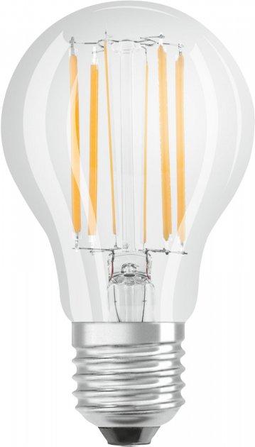 Світлодіодна лампа Osram LED PARATHOM Filament A75 DIM 9W (1055Lm) 2700K E27 (4058075436886) - зображення 1