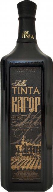 Вино Villa Tinta Кагор червоне десертне 0.75 л 16% (4820213580412) - зображення 1