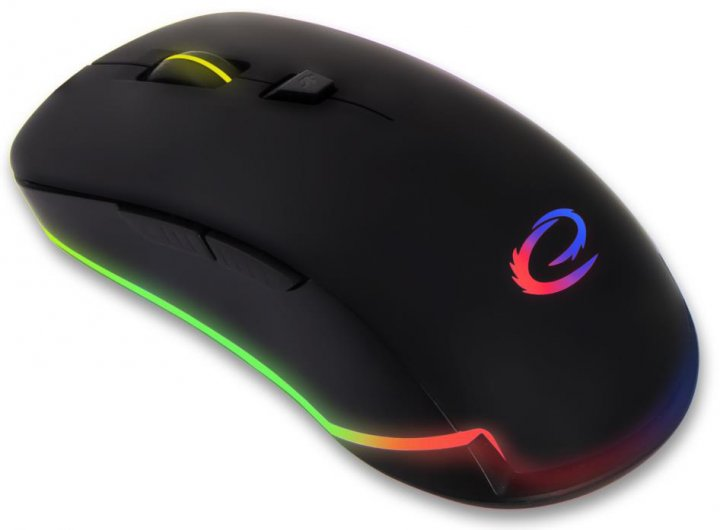 Миша Esperanza MX501 Shadow USB Black (EGM501) - зображення 1