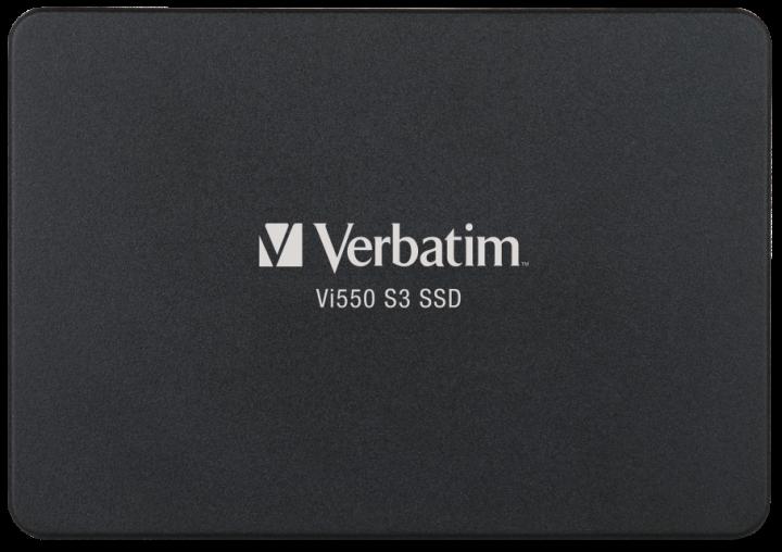 "Verbatim Vi550 S3 128GB 2.5"" SATAIII TLC (49350) - изображение 1"