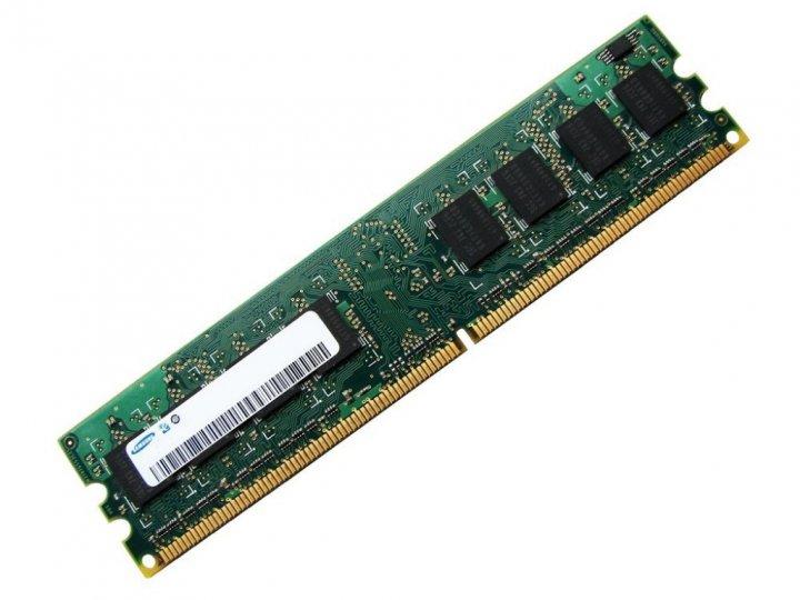 Оперативна пам'ять Samsung DDR2-800 2048MB PC2-6400 (M378T5663QZ3-CF7) - зображення 1