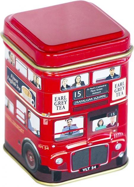 Чай черный Ahmad Tea Мини автобус с бергамотом 25 г (54881010327_054881010627) - изображение 1