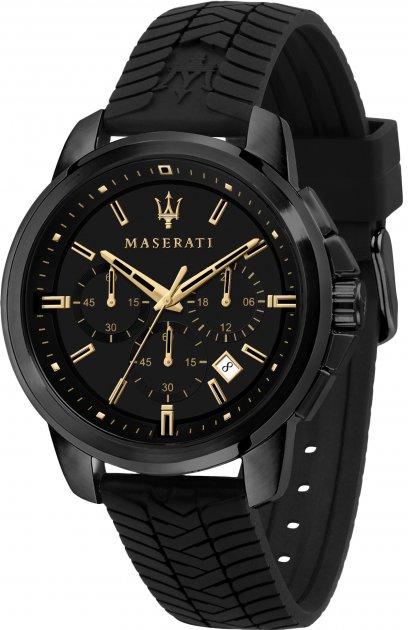 Чоловічий годинник Maserati R8871621011 - зображення 1