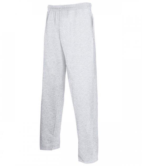 Мужские легкие спортивные штаны S Серо-Лиловый (D064038094S) - изображение 1