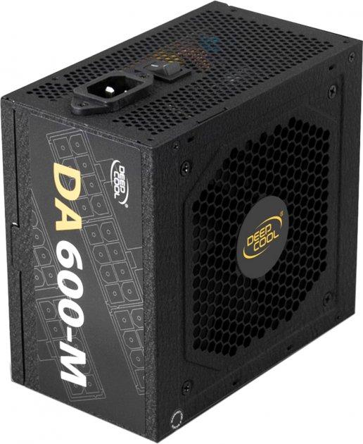 DeepCool 600W (DA600-M) - зображення 1