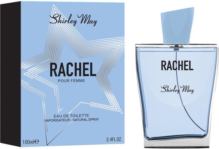 Туалетная вода для женщин Shirley May Rachel 100 мл (6295124027161) - изображение 1
