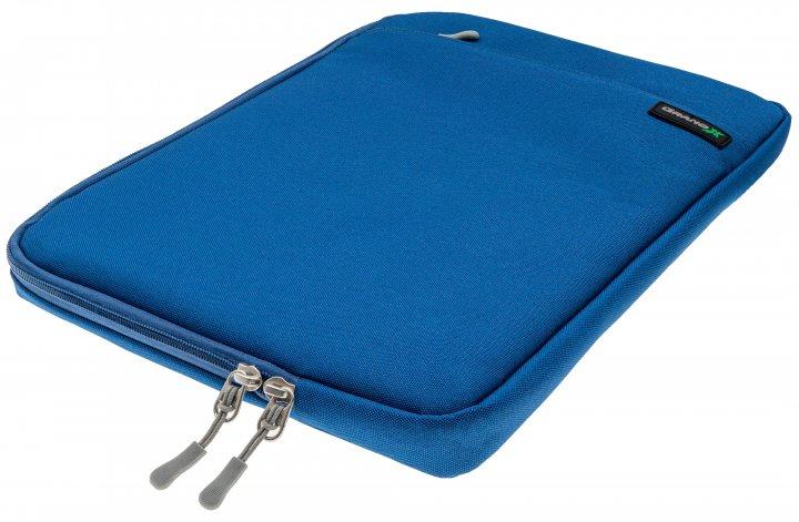 "Чехол для ноутбука Grand-X SL-15 15.6"" Blue (SL-15B) - изображение 1"