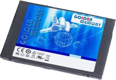 "Golden Memory 120GB 2.5"" SATAIII MLC (AV120CGB/GMSSD120GB) - зображення 1"