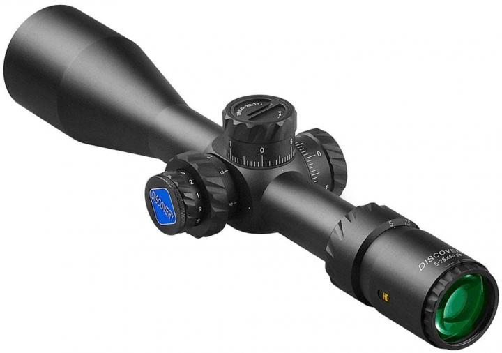 Приціл DISCOVERY Optics HD 5-25x50 SFIR 30mm підсвічування (170103) - зображення 1
