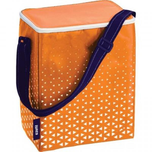 Термосумка, сумка-холодильник на 14 л для продуктов Ezetil (4020716804507ORANGE) оранжевый - изображение 1