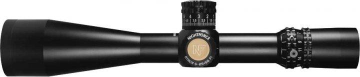 Приціл Nightforce ATACR 5-25x56 F1 ZeroS 0.1 сітка Mil Mil-R з підсвітленням - зображення 1