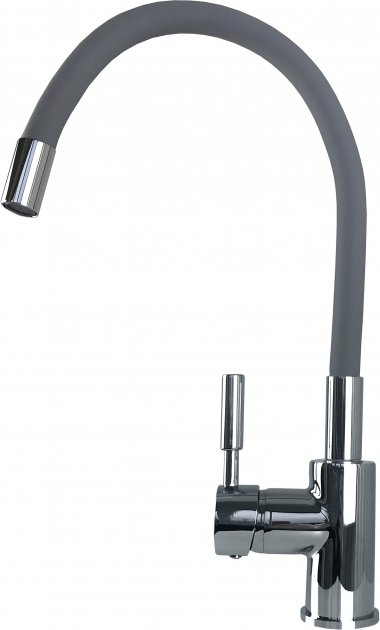 Смеситель кухонный GLOBUS LUX Lazer GLLR-0203SG - изображение 1