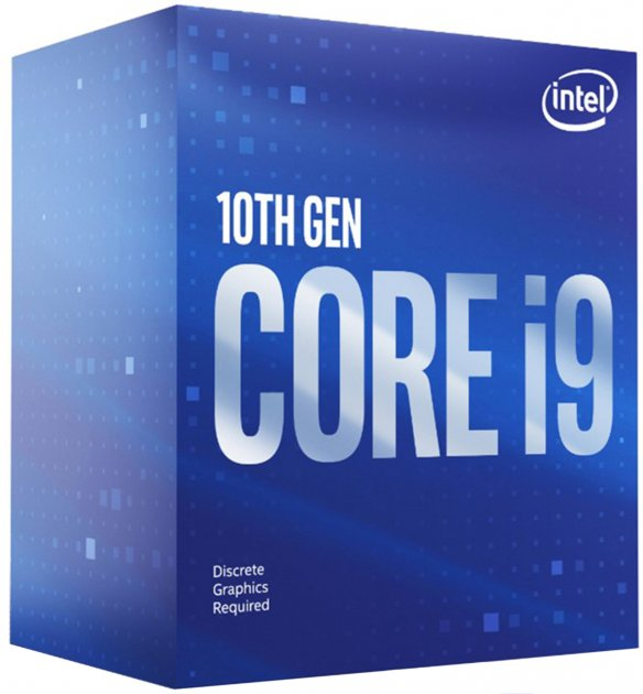 Процесор Intel Core i9-10900F 2.8 GHz / 20 MB (BX8070110900F) s1200 BOX - зображення 1