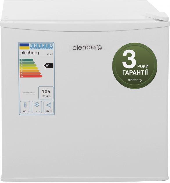 Однокамерный холодильник ELENBERG MR 48 - изображение 1