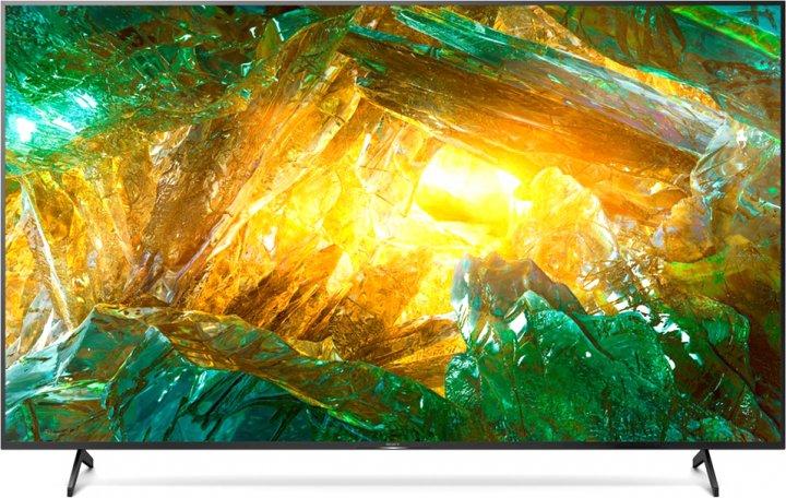 Телевизор Sony KD85XH8096BR2 - изображение 1