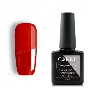 Посилене фінішне покриття (топ/фініш) без липкого шару для гель лаку Canni - зображення 1