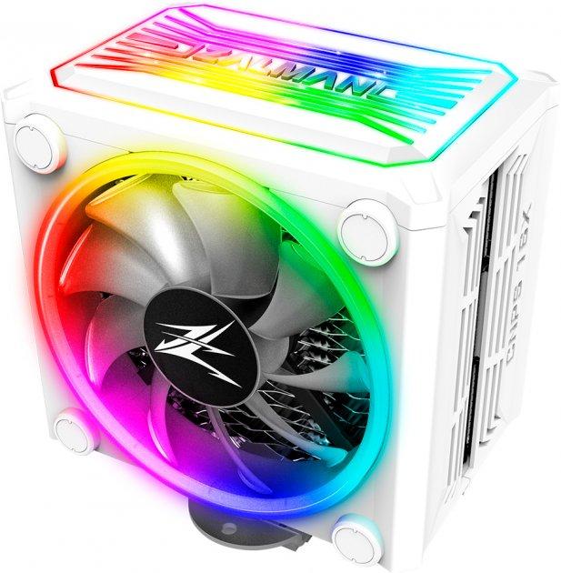 Кулер Zalman CNPS16X White ARGB - зображення 1