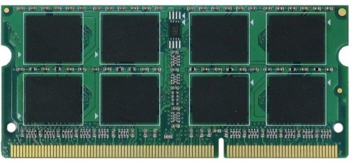 Оперативна пам'ять Exceleram SODIMM DDR3-1333 8192MB PC3-10600 (E30804S) - зображення 1