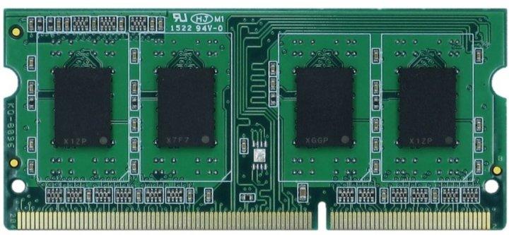 Оперативна пам'ять Exceleram SODIMM DDR3-1600 4096MB PC3-12800 (E30170A) - зображення 1