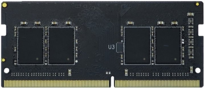 Оперативна пам'ять Exceleram SODIMM DDR4-2400 4096MB PC4-19200 (E404247S) - зображення 1