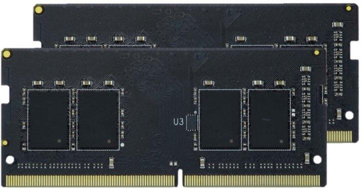 Оперативная память Exceleram SODIMM DDR4-2400 8192MB PC4-19200 (Kit of 2x4096) (E408247SD) - изображение 1