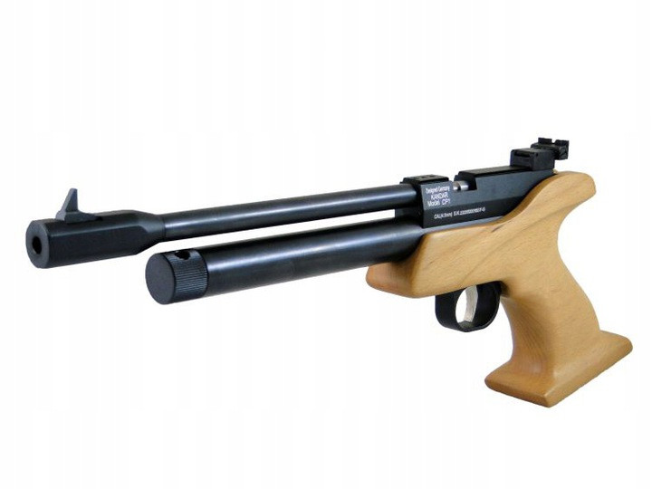 Пістолет CO2 Artemis CP1 4.5 мм - зображення 1