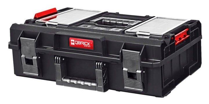 Ящики для инструментов Qbrick System System One 200 Profi (SKRQ200PCZAPG002) - изображение 1