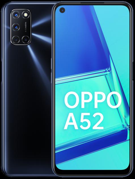 Мобильный телефон OPPO A52 64GB Black - изображение 1