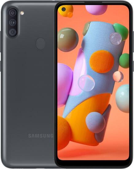Мобильный телефон Samsung Galaxy A11 2/32GB Black (SM-A115FZKNSEK) - изображение 1