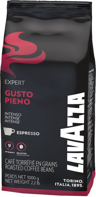 Кофе в зернах Lavazza Expert Gusto Pieno 1 кг (8000070043381) - изображение 1