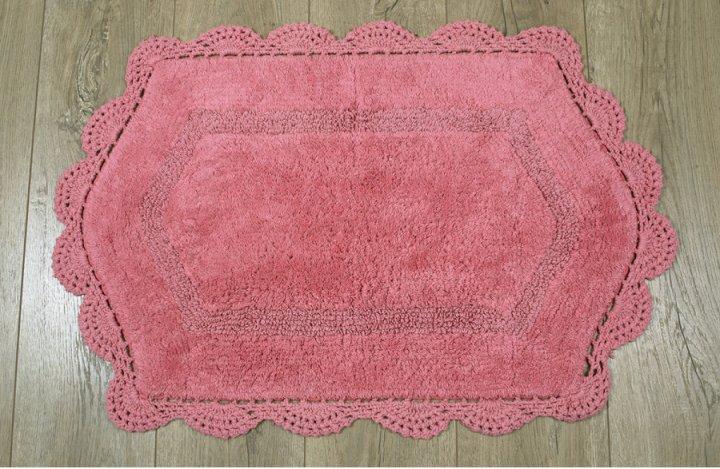 Коврик Irya Sestina pink 50х80 (svt-2000022242530) - изображение 1
