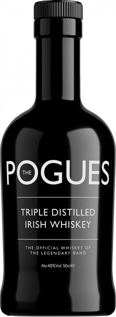 Виски The Pogues Irish Whiskey 0.5 л 40% (5011166060321) - изображение 1