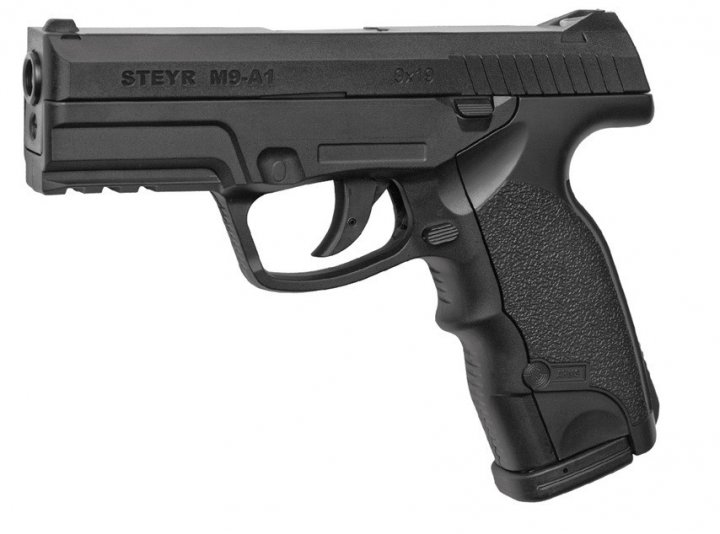 Пневматический пистолет ASG Steyr M9-A1 - изображение 1