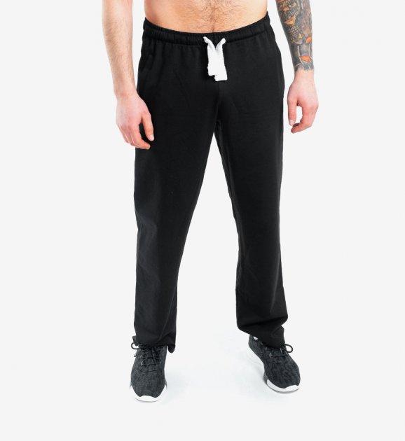Мужские спортивные штаны из хлопка с карманами Berserk Sport Pragmatic black P5196B L 2271820000039 - изображение 1