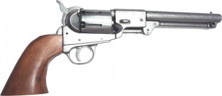 Макет револьвера США 1860 рік, Denix (01/1083G) - зображення 1