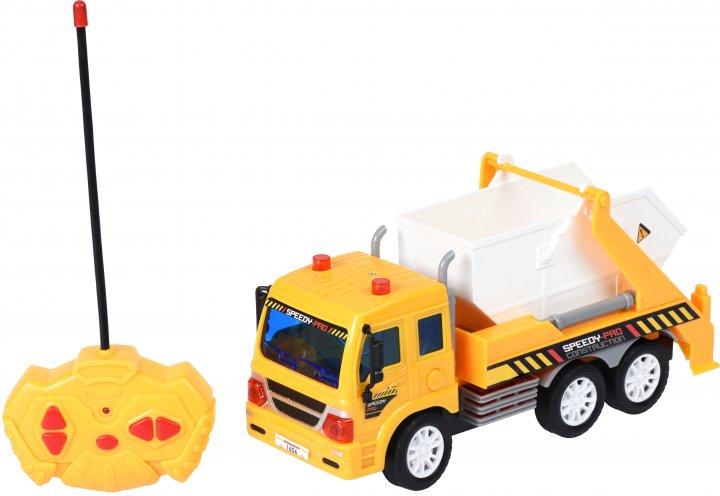 Машинка на радиоуправлении Same Toy City Грузовик с контейнером (F1606Ut) - изображение 1