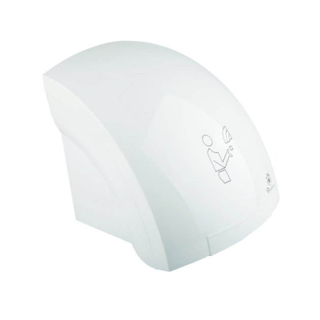 Сушарка для рук Zerix LR550 2000 Вт - зображення 1