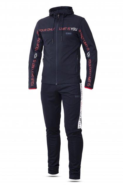 Спортивный костюм мужской Freever GF 18130 темно-синий 3XL - изображение 1
