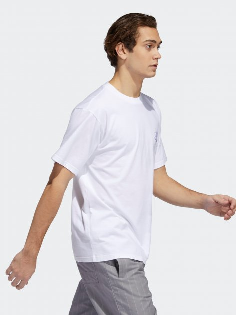 Футболка Adidas GD3120 M White (4060522995938) - изображение 1