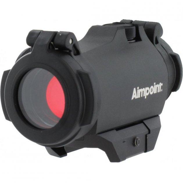Оптический прицел Aimpoint Micro H-2 2МОА. Blaser Saddle Mount QD (200187) - изображение 1