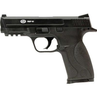 Пневматичний пістолет SAS MP-40 (KM-48HN) - зображення 1