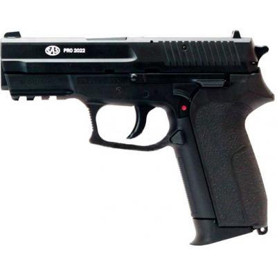 Пневматичний пістолет SAS Pro 2022 (KM-47HN) - зображення 1