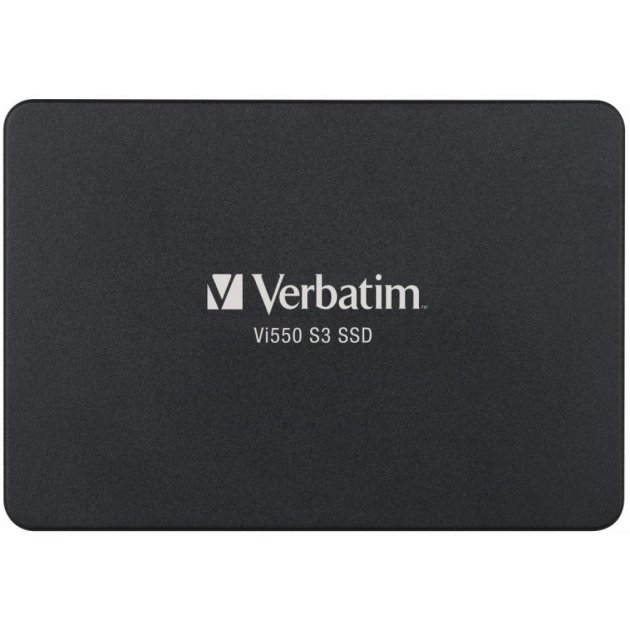 """Накопичувач SSD 2.5"""" 256GB Verbatim (49351) - зображення 1"""