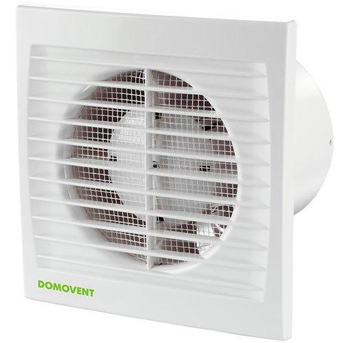 Вентилятор бытовой Домовент 150 C1 (с шнурковым выключателем) - изображение 1