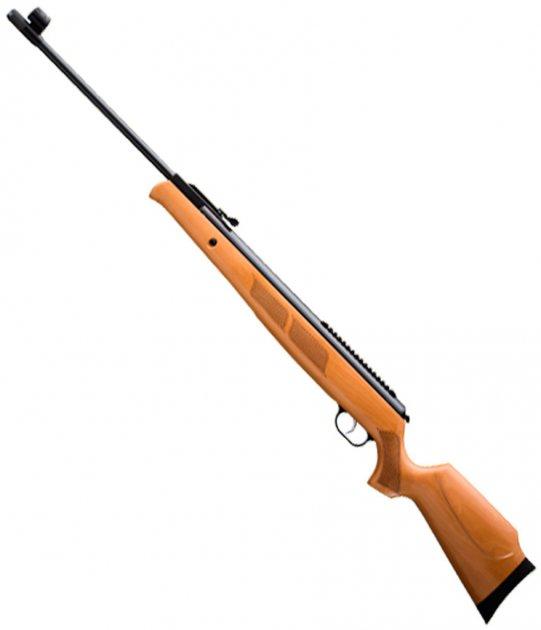 Пневматична гвинтівка Artemis GR1600W NP (дерево) - зображення 1