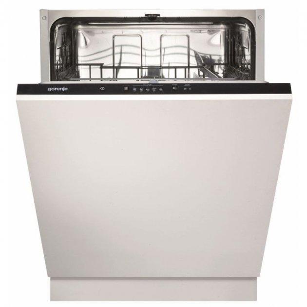 Посудомийна машина GORENJE GV 62010 - изображение 1