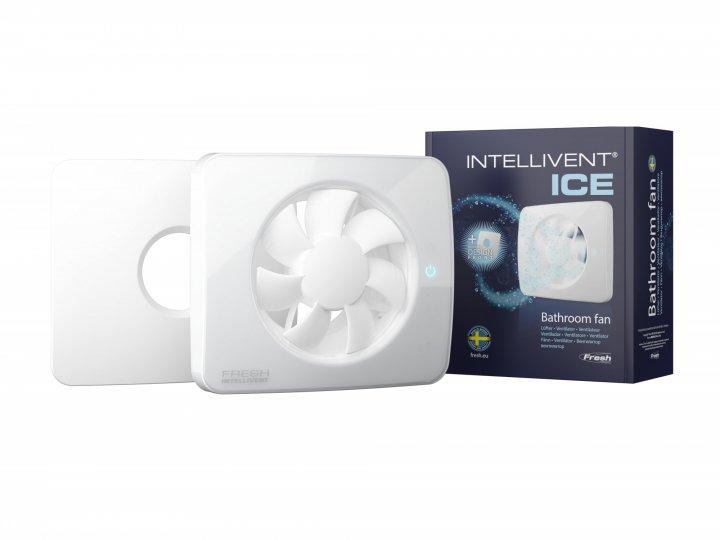 Вытяжной вентилятор Fresh Intellivent ICE - изображение 1