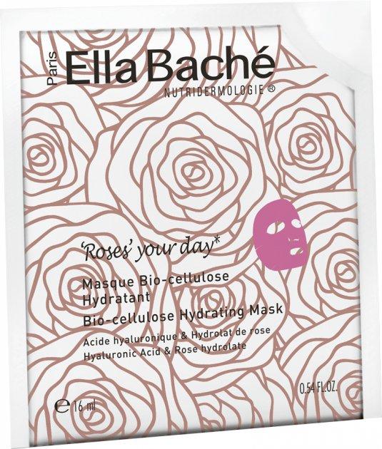 Био-целлюлозная Ella Bache Розовая маска 16 г (VE18019) - изображение 1