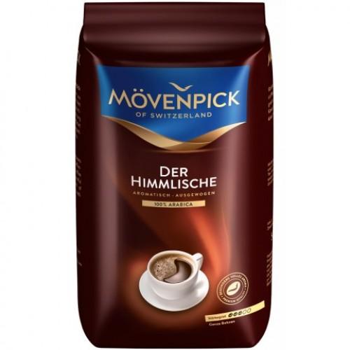 Кава Movenpick Der Himmlische в зернах 500гр - изображение 1
