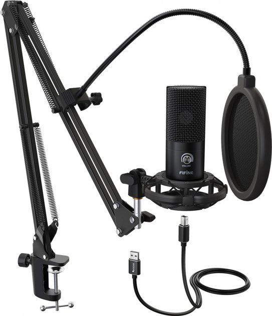 Микрофон Fifine T669 - изображение 1